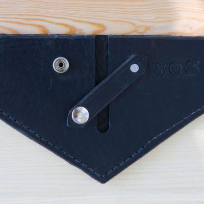80SS Leather Sheath