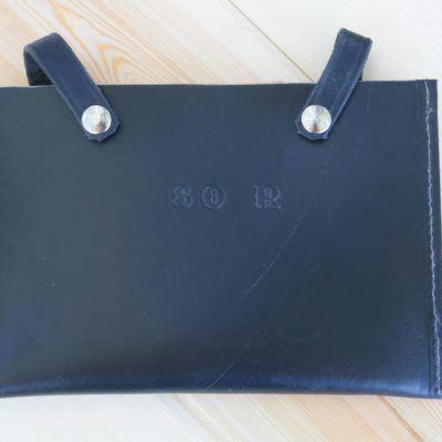 80RS Leather Sheath