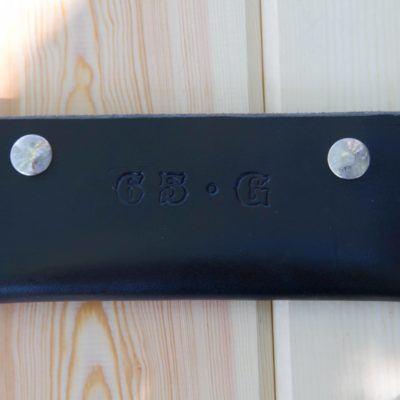 65GS Leather Sheath