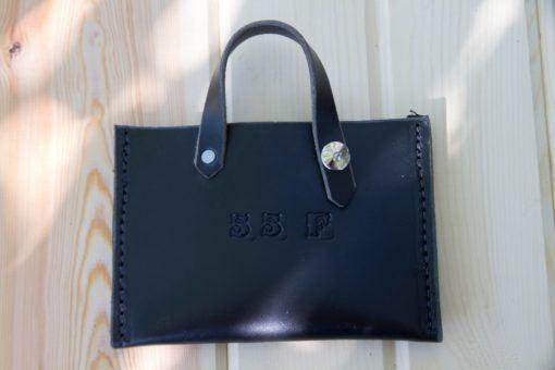 55FS Leather Sheath