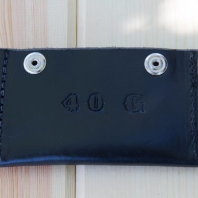40GS Leather Sheath